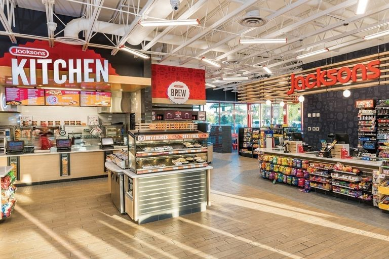 Convenience Store Retail Design