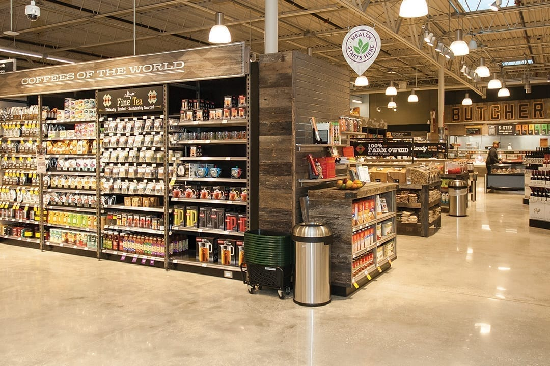 Grocery Store Retail - Interior Design