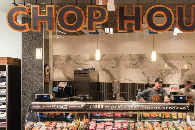 Grocery Store Retail Design