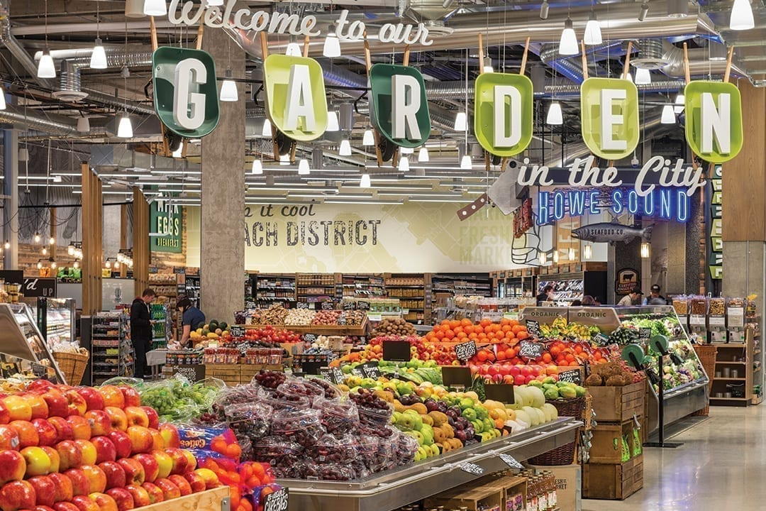 Interior Design Of Grocery Store