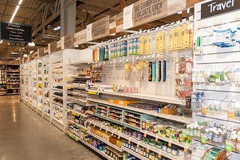 Whole Foods Personal Care Aisle