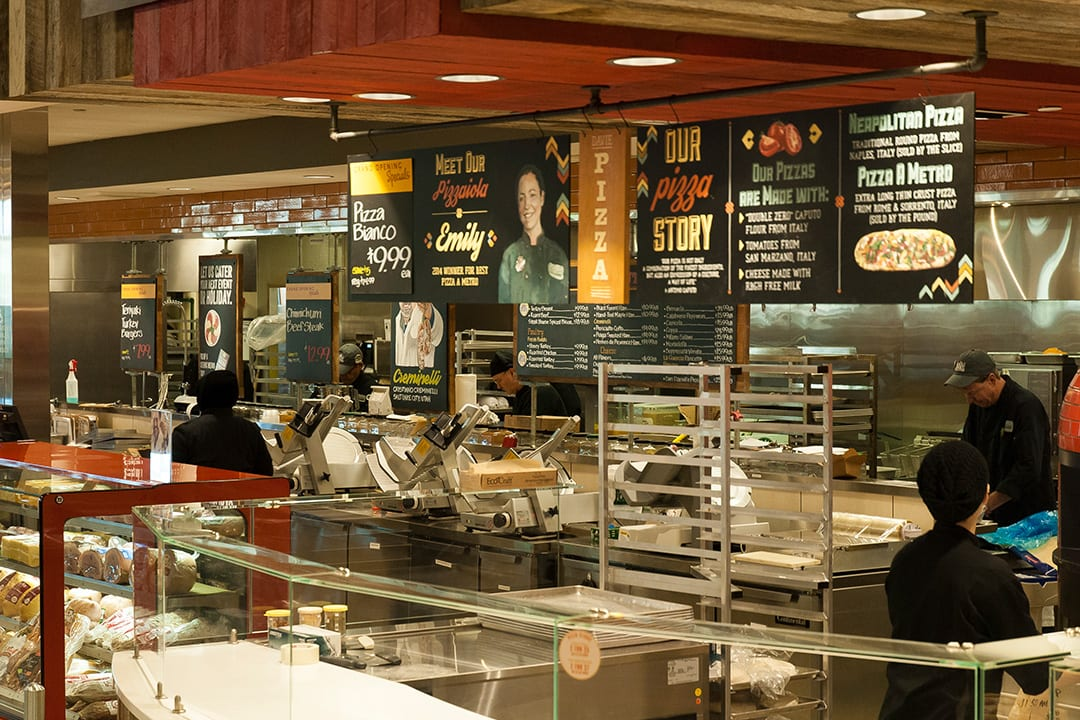 Will Ghost Kitchens Replace Grocery Store Self-Serve?