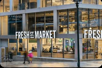 Fresh St. Market - Vancouver House