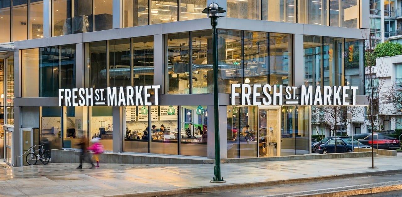 Fresh St. Market – Vancouver House