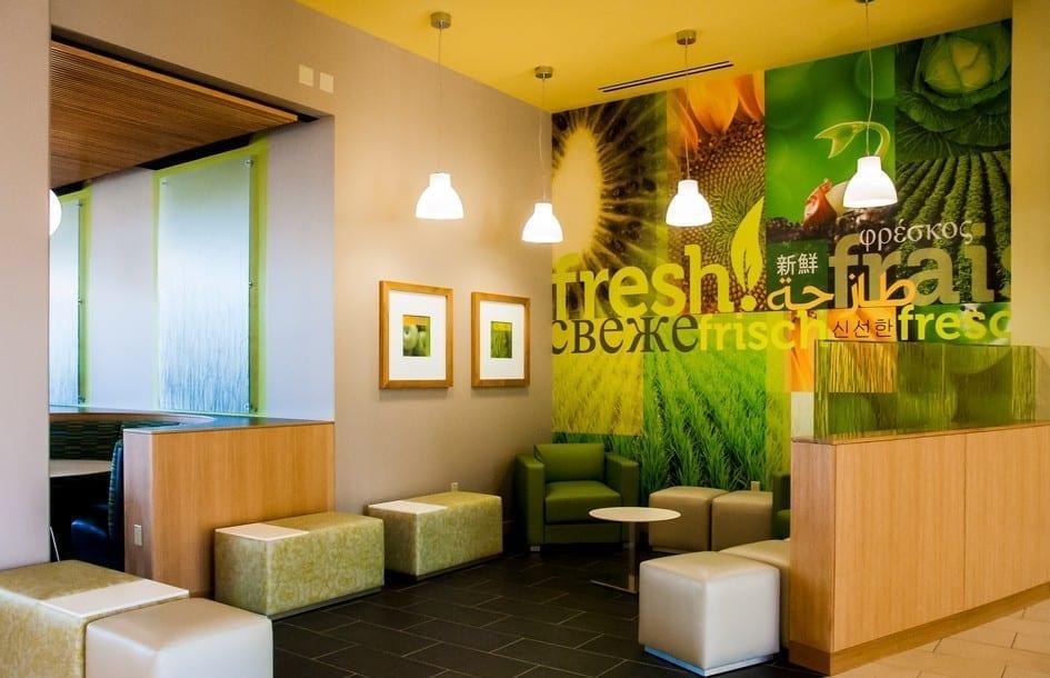 University Of Oregon Fresh Marketcafe